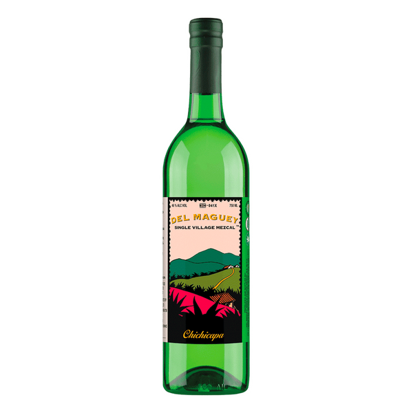 Del Maguey Chichicapa Mezcal Tequila - Available at Wooden Cork