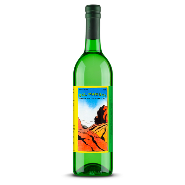 Del Maguey Espadin Especial Mezcal Tequila - Available at Wooden Cork
