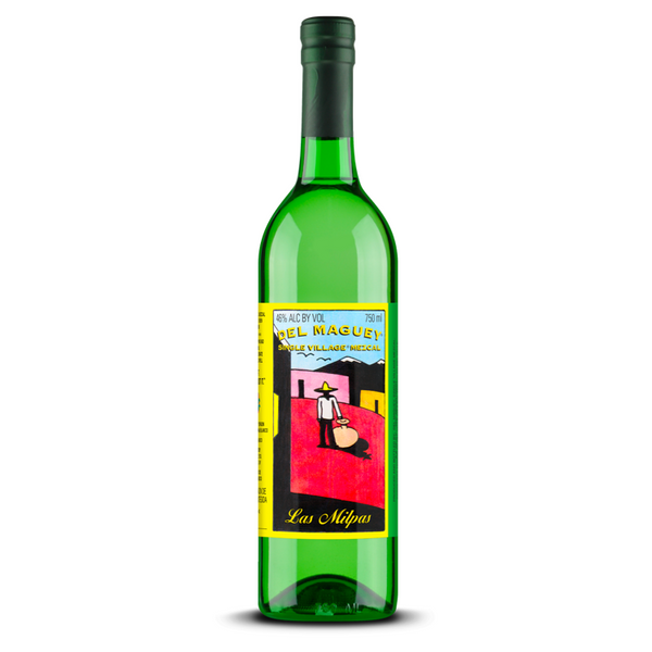 Del Maguey Las Milpas Tequila - Available at Wooden Cork