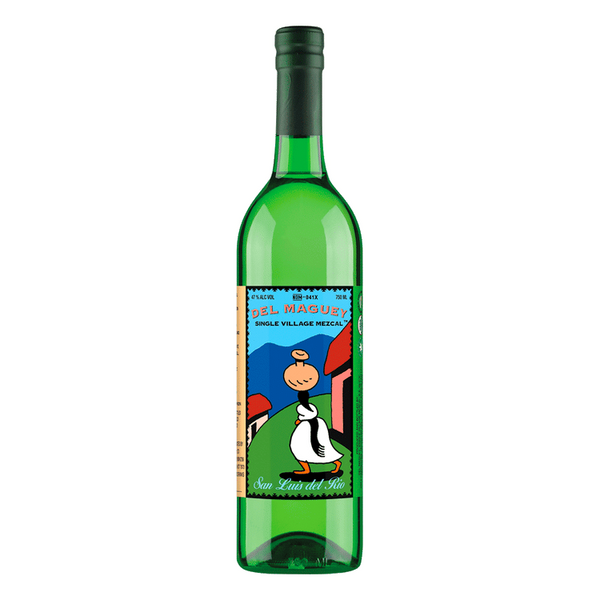 Del Maguey San Luis Del Rio Mezcal Tequila - Available at Wooden Cork