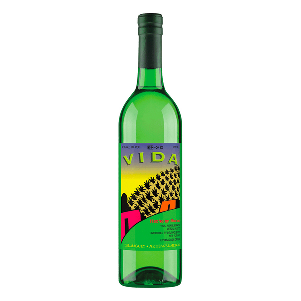Del Maguey Vida Mezcal Tequila - Available at Wooden Cork