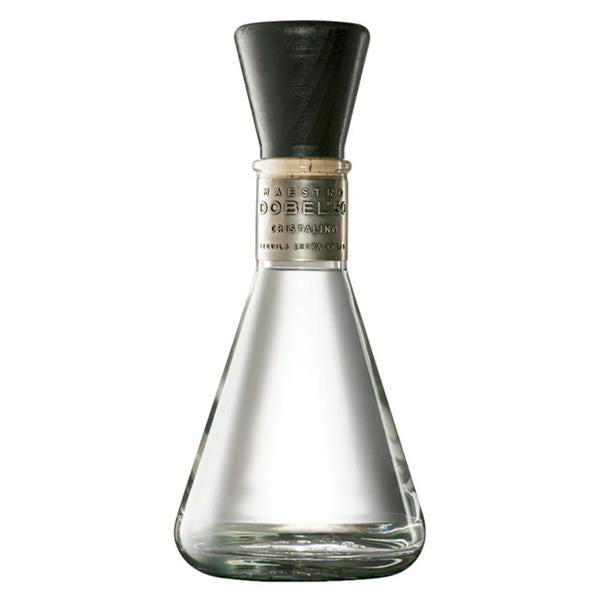 Maestro Dobel Cristalino Dobel 50 Extra Añejo Tequila - Available at Wooden Cork