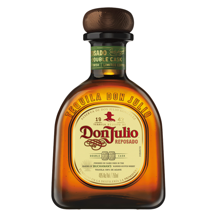 Don Julio Reposado Double Cask Tequila - Available at Wooden Cork