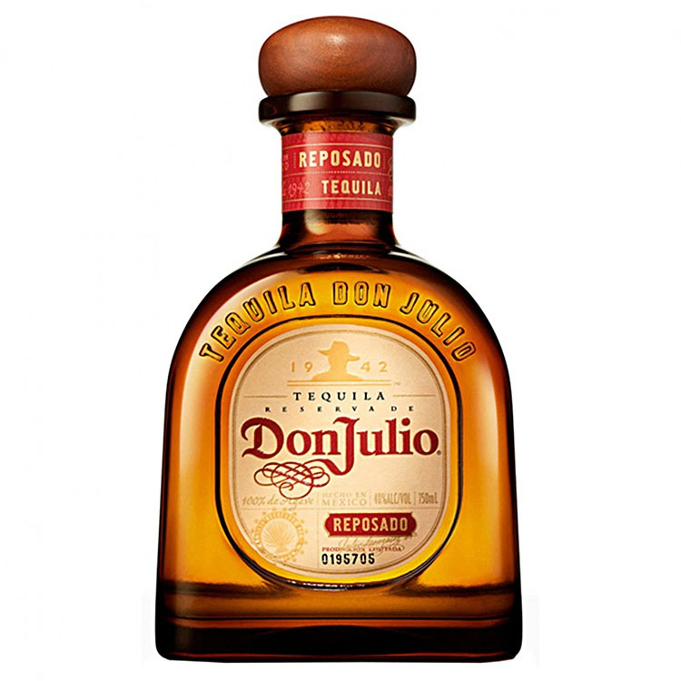 Don Julio Tequila Reposado - Available at Wooden Cork