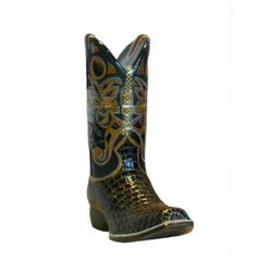 Dos Artes Anejo Tequila Cowboy Boot 1L - Available at Wooden Cork