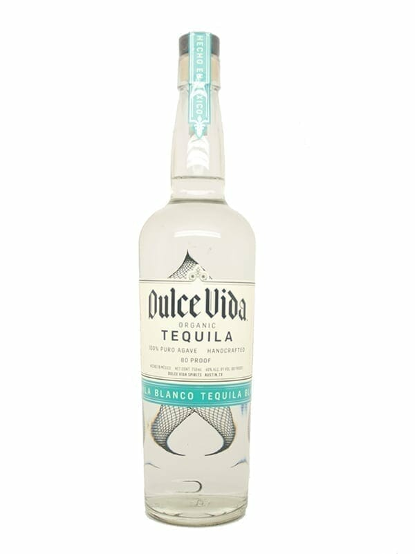 Dulce Vida Blanco Tequila 80 Proof - Available at Wooden Cork