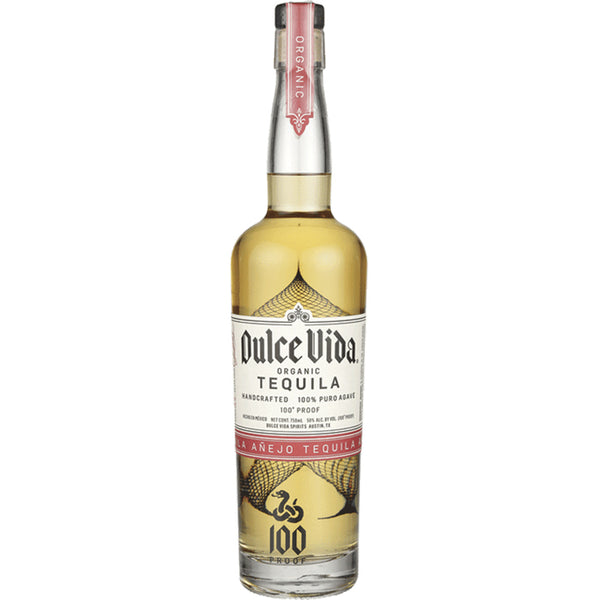 Dulce Vida Tequila Anejo 100 Proof 750ml - Available at Wooden Cork