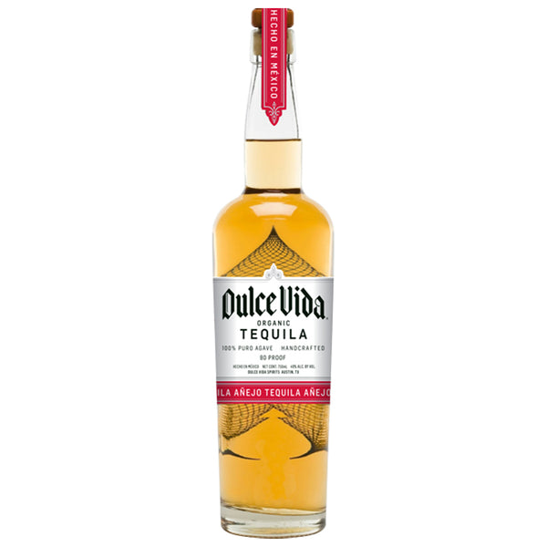 Dulce Vida Anejo Tequila 80 Proof - Available at Wooden Cork