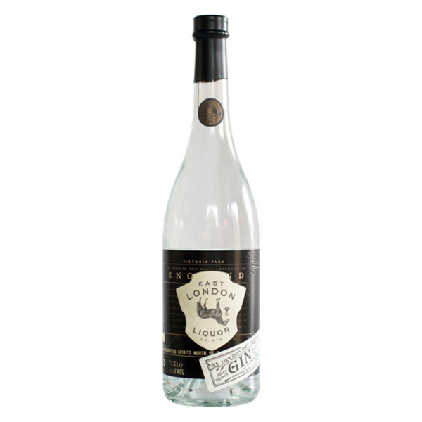 East London Liquor Company London Dry Gin - Available at Wooden Cork