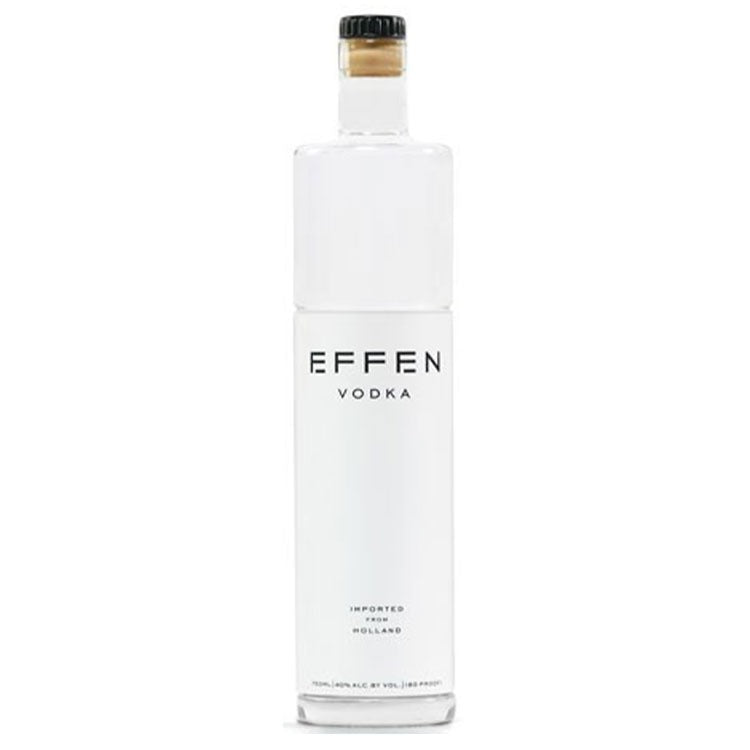 EFFEN Vodka - Available at Wooden Cork