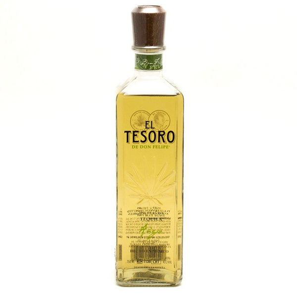 El Tesoro De Don Felipe Tequila - Available at Wooden Cork