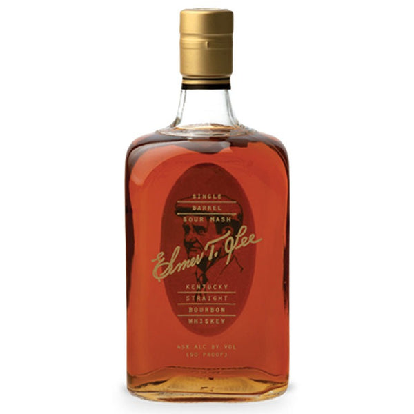 Elmer T. Lee Single Barrel Bourbon - Available at Wooden Cork