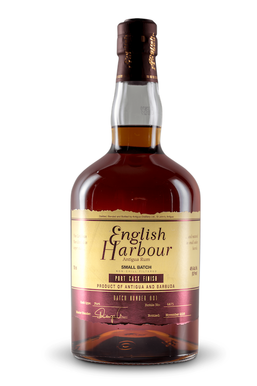 English Harbour Port Cask Finish - Available at Wooden Cork