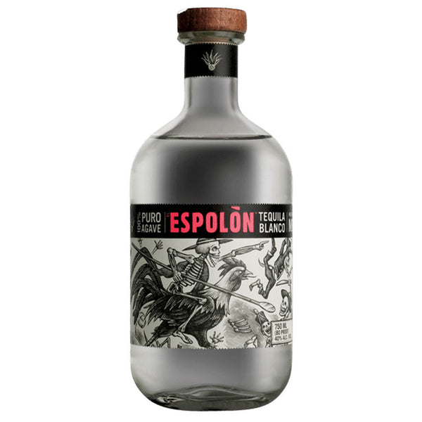 Espolon Blanco Tequila - Available at Wooden Cork