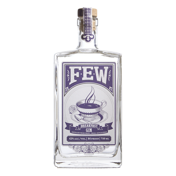 FEW Breakfast Gin - Available at Wooden Cork