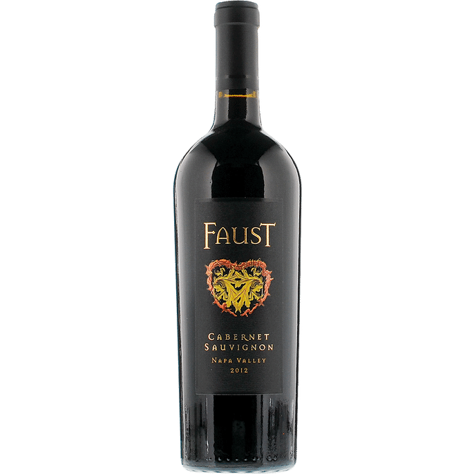 Faust Napa Valley Cabernet Sauvignon - Available at Wooden Cork