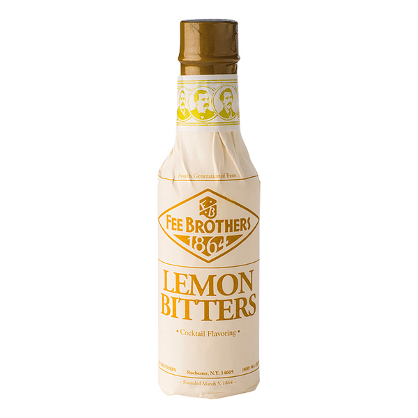 Fee Brothers Lemon Bitters - Available at Wooden Cork