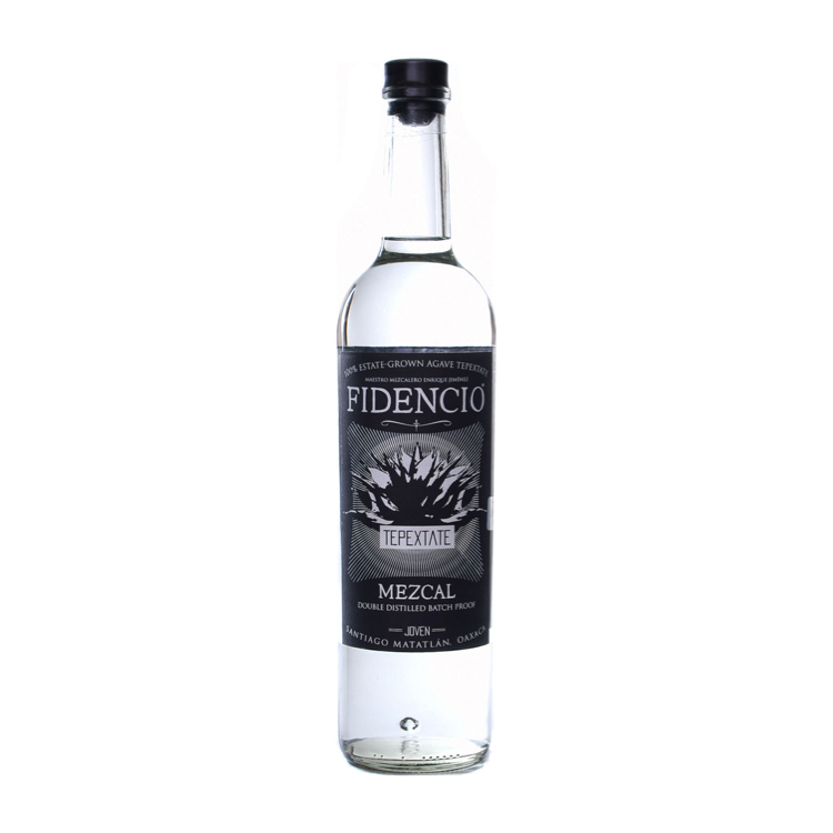 Fidencio Tepextate Mezcal Tequila - Available at Wooden Cork