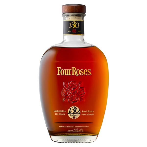 Four Roses 2018 Release 130th Anniversary - Available at Wooden Cork