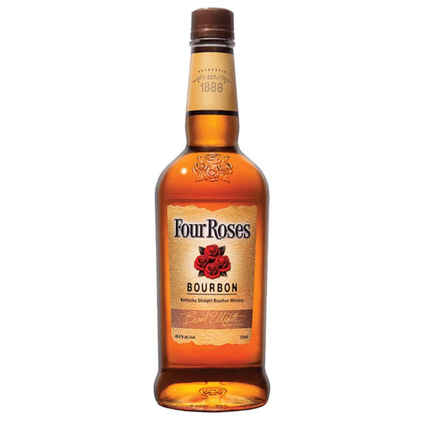 Four Roses Bourbon - Available at Wooden Cork