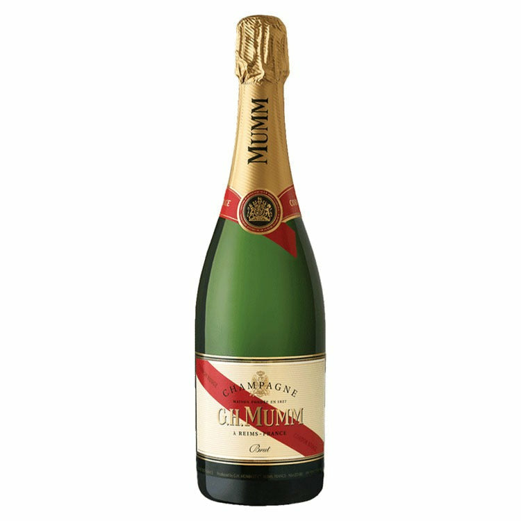Mumm Cordon Rouge Brut NV - Available at Wooden Cork