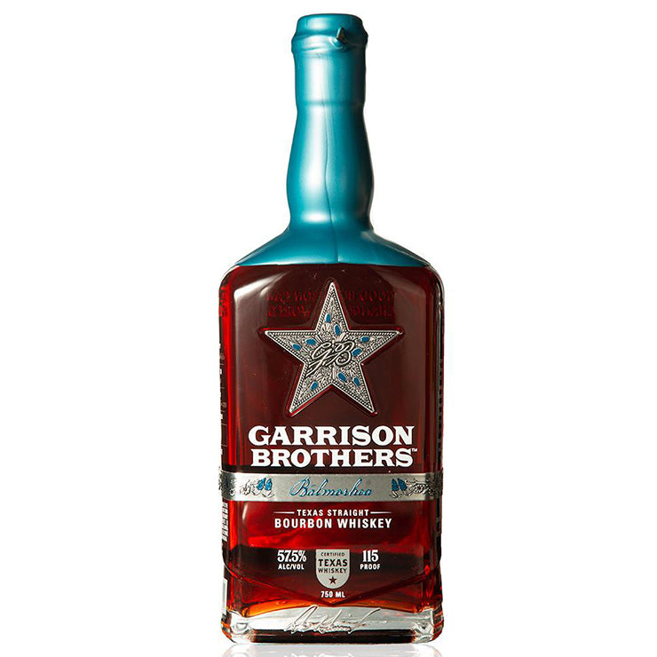Garrison Brothers Balmorhea Twice-Barreled Texas Straight Bourbon Whiskey - Available at Wooden Cork