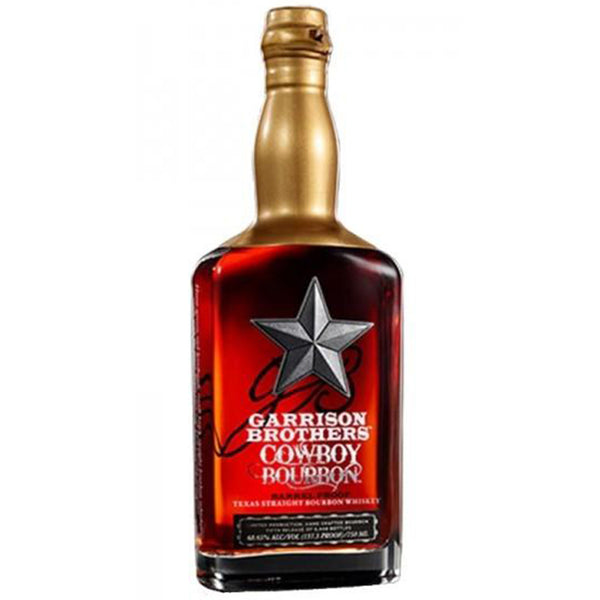 Garrison Brothers Cowboy Texas Straight Bourbon Whiskey - Available at Wooden Cork