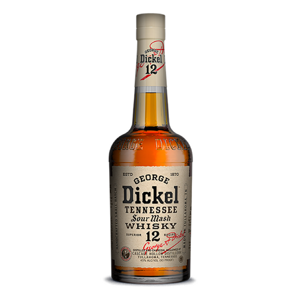 George Dickel Sour Mash Classic No. 12 Whisky - Available at Wooden Cork