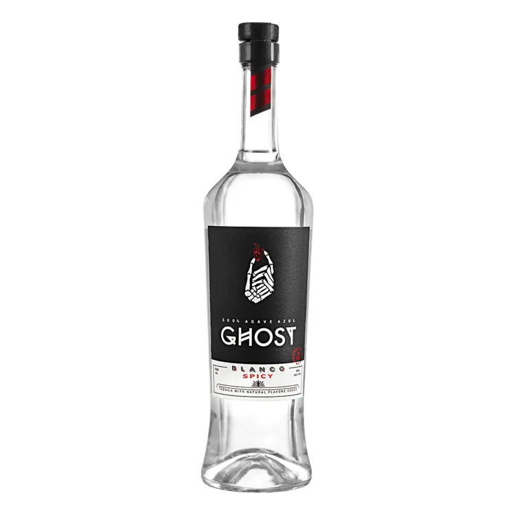 Ghost Blanco Tequila - Available at Wooden Cork