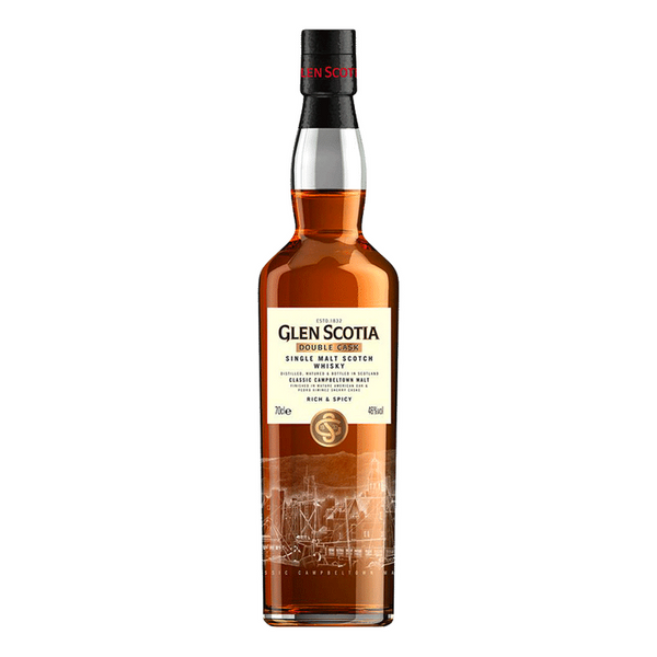 Glen Scotia Double Cask Whiskey - Available at Wooden Cork