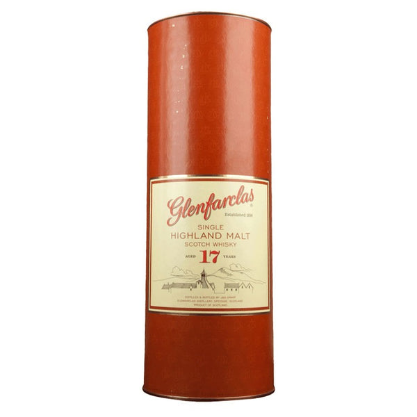 Glenfarclas 17 Year - Available at Wooden Cork