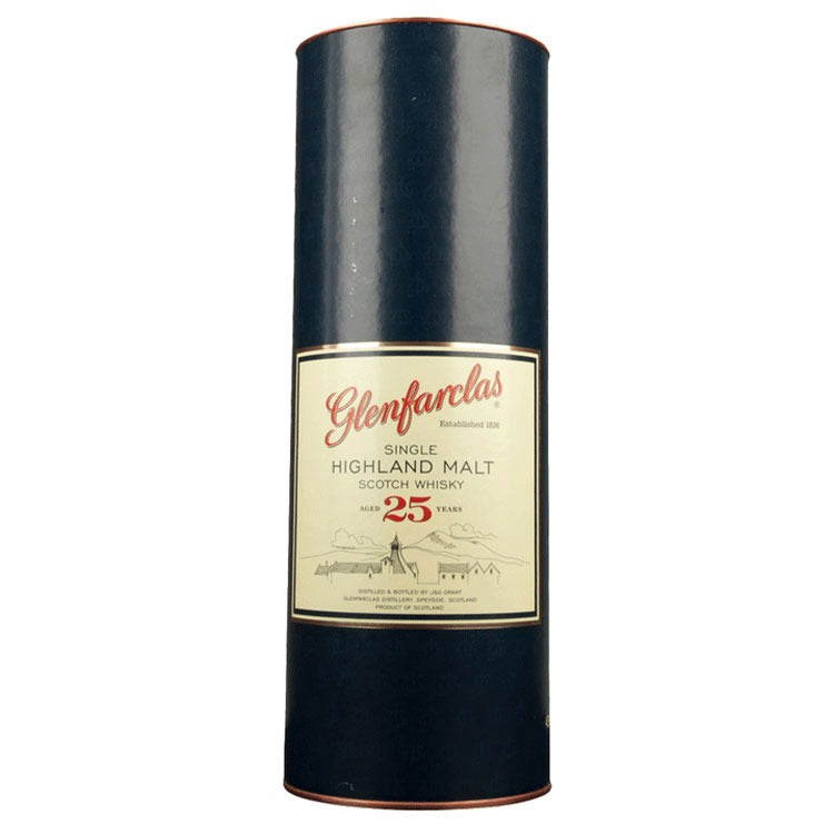 Glenfarclas 25 Year - Available at Wooden Cork