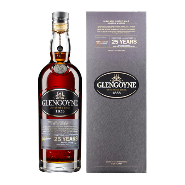 Glengoyne 25 Year - Available at Wooden Cork