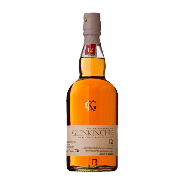 Glenkinchie Single Malt 12 Year Old - Available at Wooden Cork