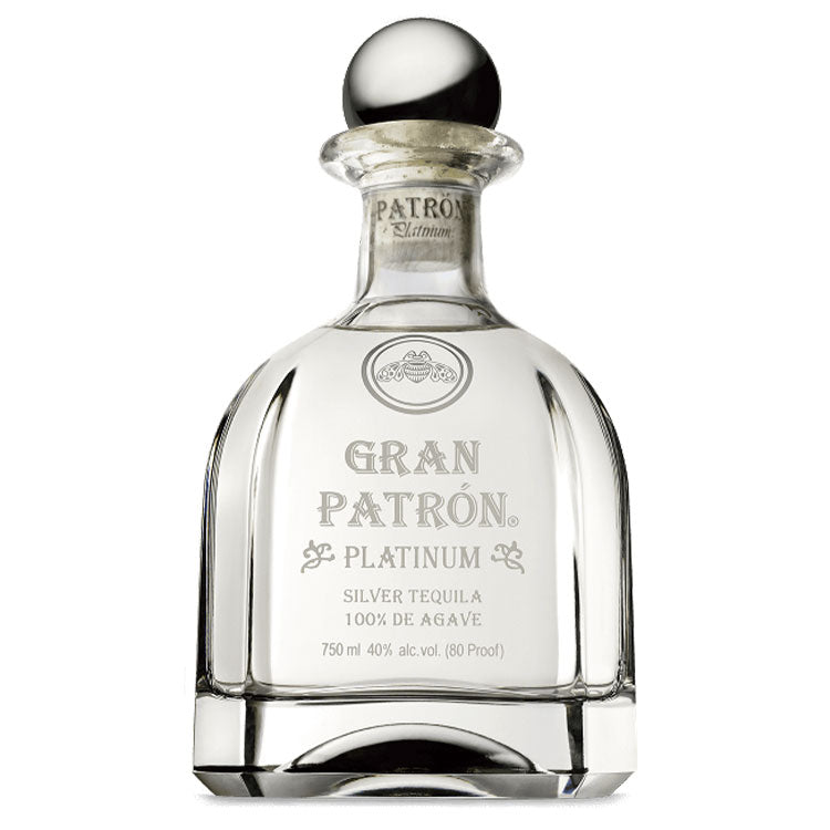 Gran Patrón Platinum Tequila - Available at Wooden Cork