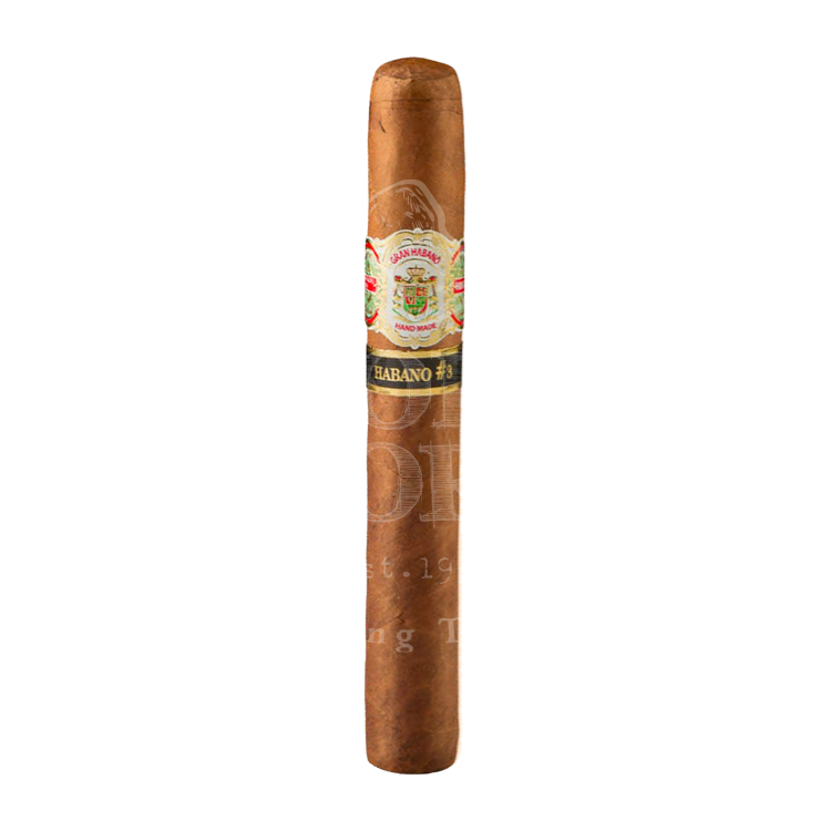 Gran Habano Gran Robusto #3 Habano - Available at Wooden Cork