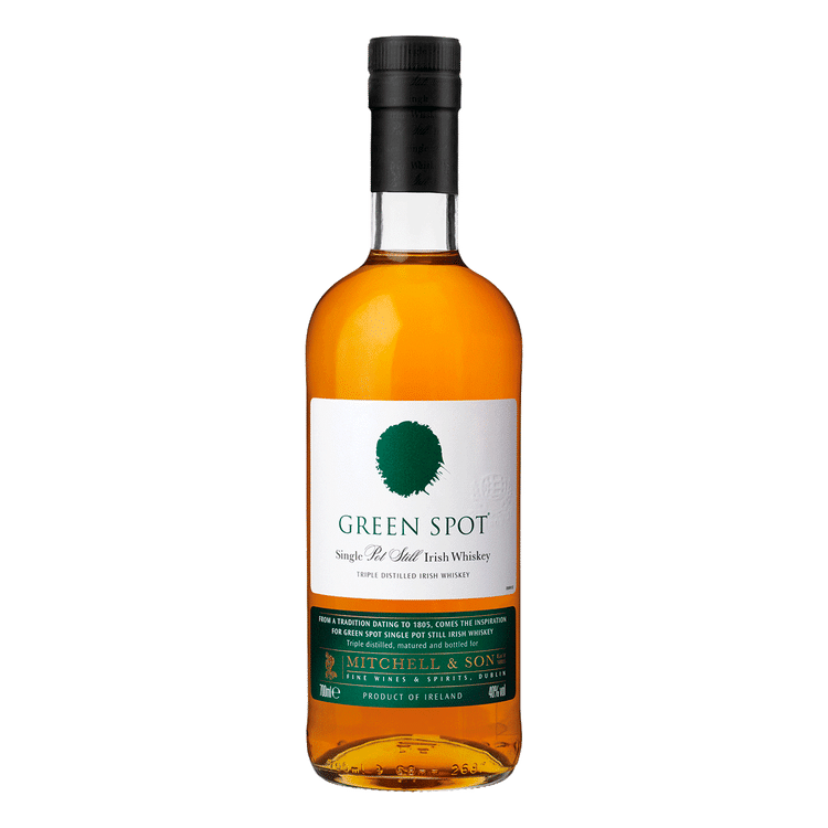 Green Spot Irish Whiskey - Available at Wooden Cork
