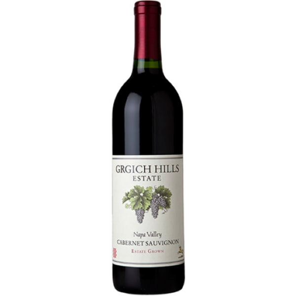 Grgich Hills Estate Napa Valley Cabernet Sauvignon - Available at Wooden Cork