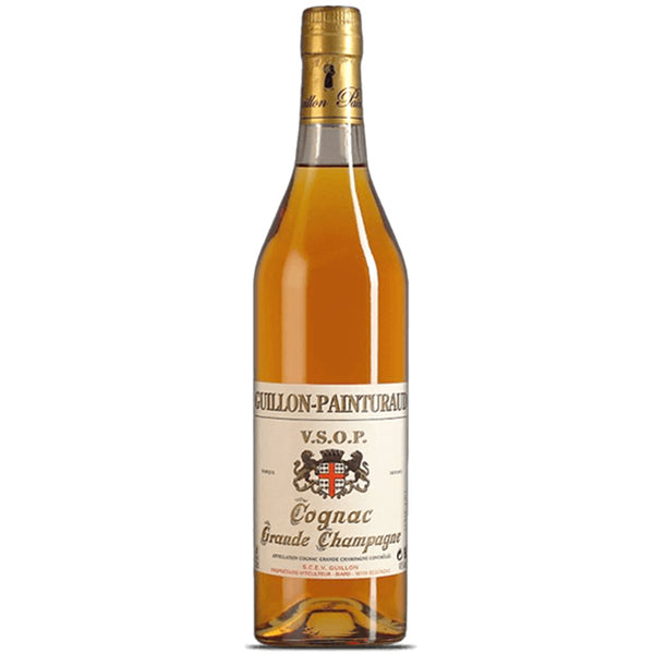 Guillon Painturaud VSOP - Available at Wooden Cork