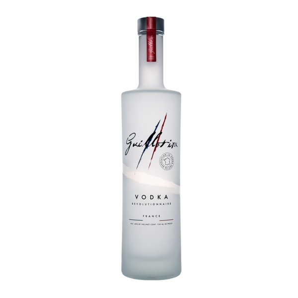 Guillotine Originale Ultra-Premium Vodka - Available at Wooden Cork