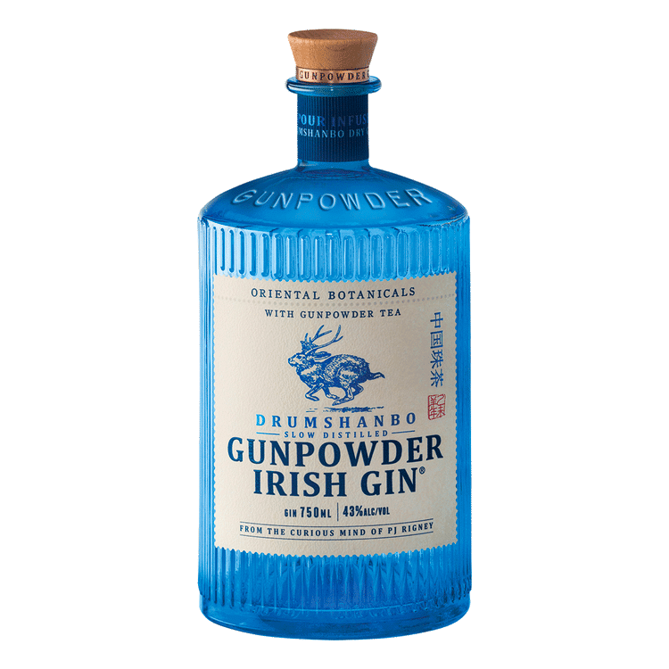 Drumshanbo Gunpowder Gin - Available at Wooden Cork