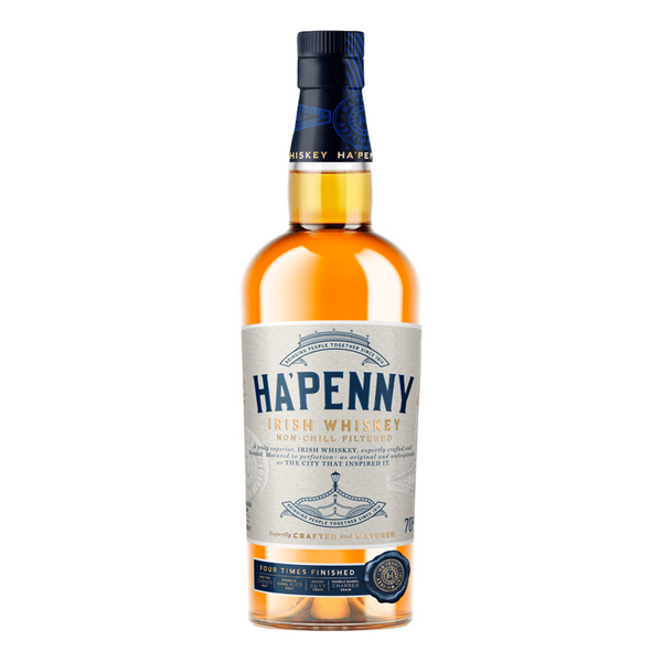 Ha'Penny Irish Whiskey