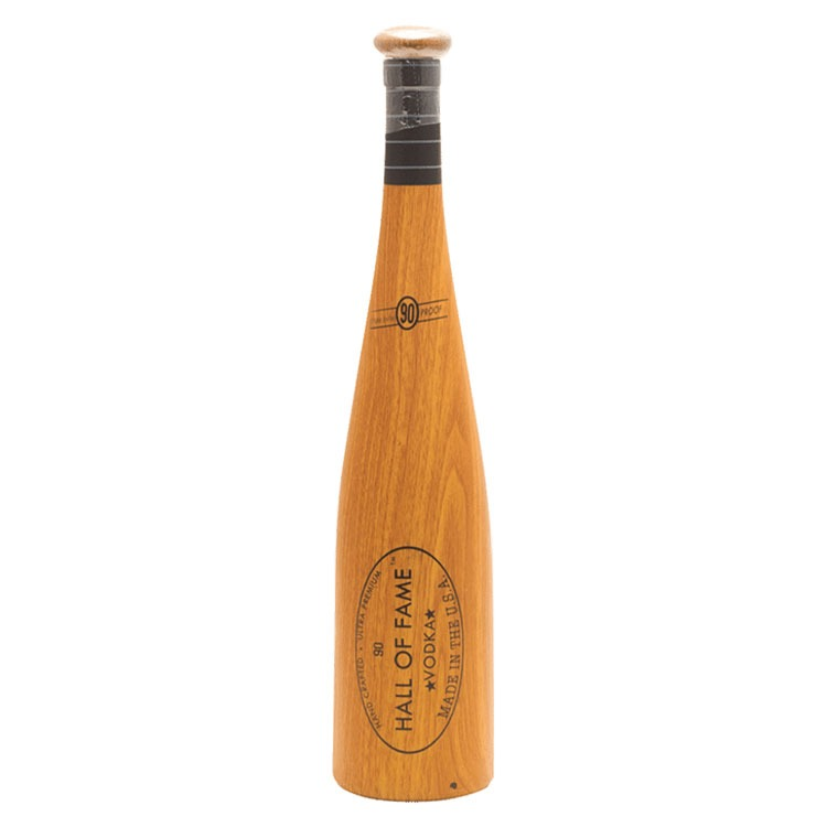 Hall Of Fame Vodka - Available at Wooden Cork