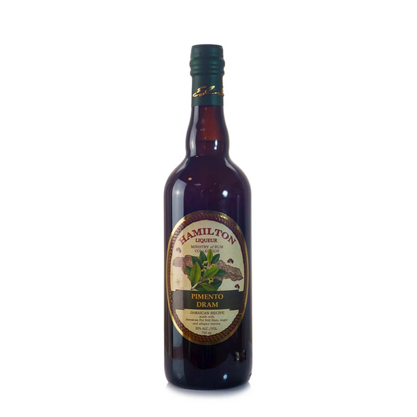 Hamilton Jamaican Pimento Rum - Available at Wooden Cork