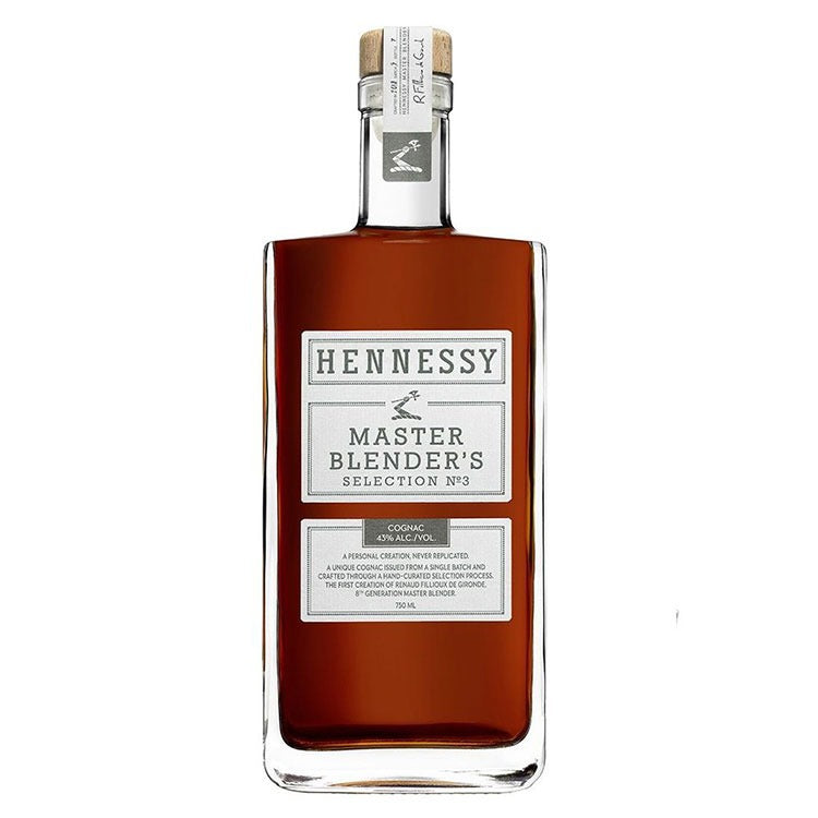 Hennessy Master Blender's Selection No. 3 - Available at Wooden Cork