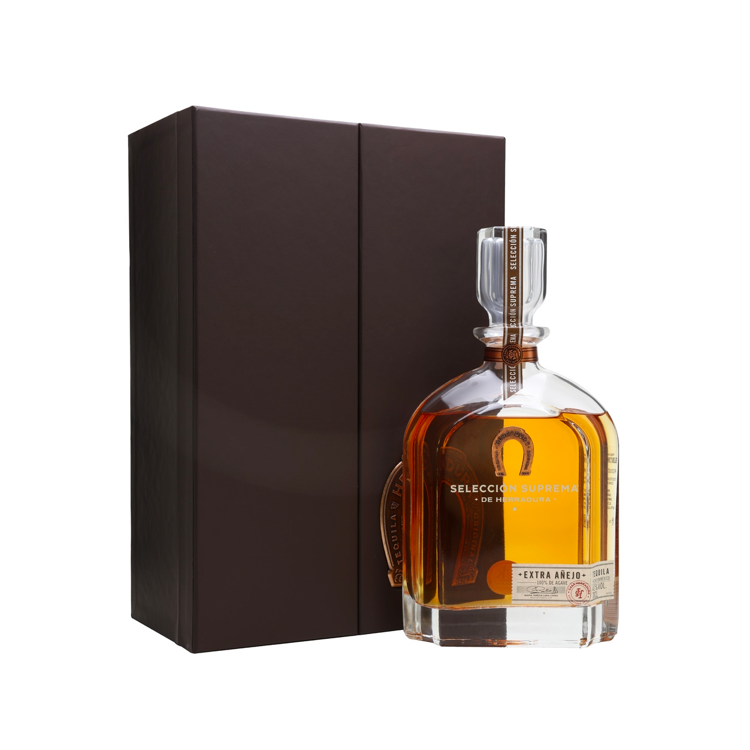 Herradura Seleccion Suprema Tequila - Available at Wooden Cork