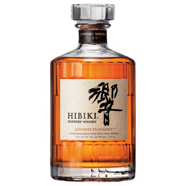 Hibiki Japanese Harmony Whisky - Available at Wooden Cork