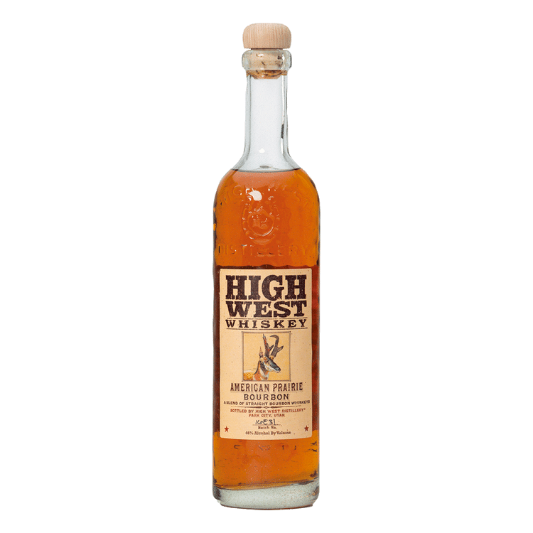 High West American Prairie Bourbon - Available at Wooden Cork