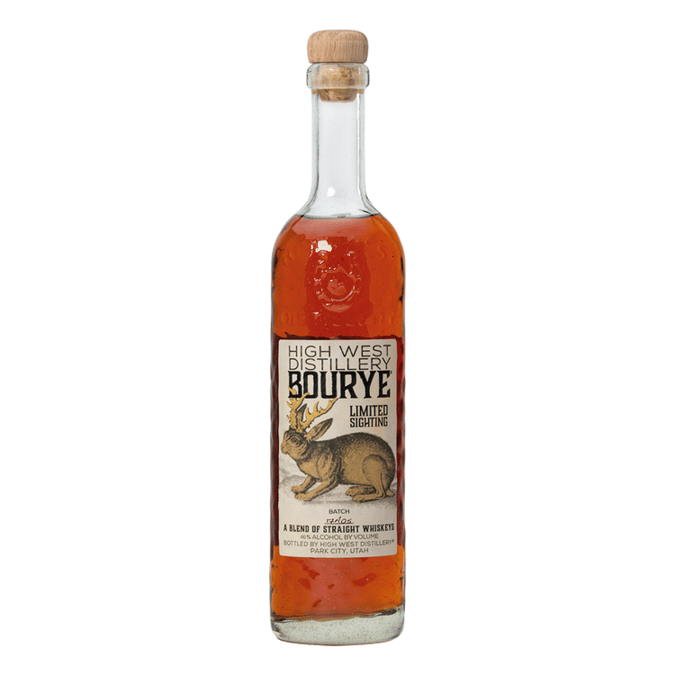High West Bourye - Available at Wooden Cork