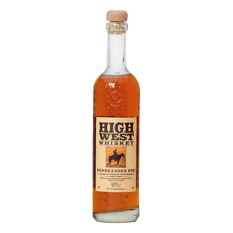 High West Rendezvous Rye - Available at Wooden Cork